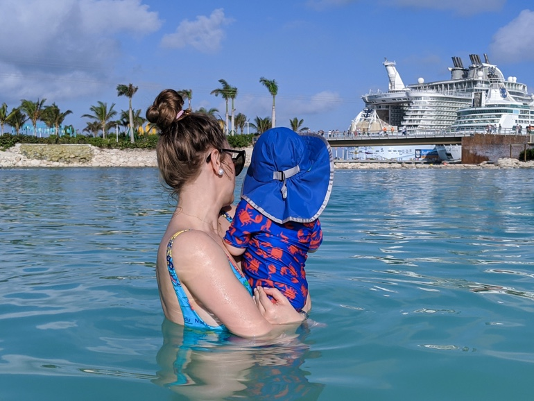 Tips for Cruising with a Baby