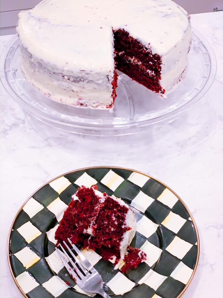 the best red velvet cake recipe