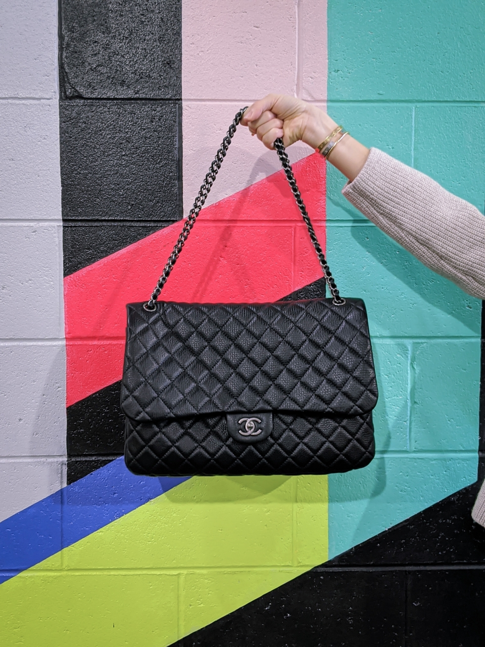 Chanel XXL reveal