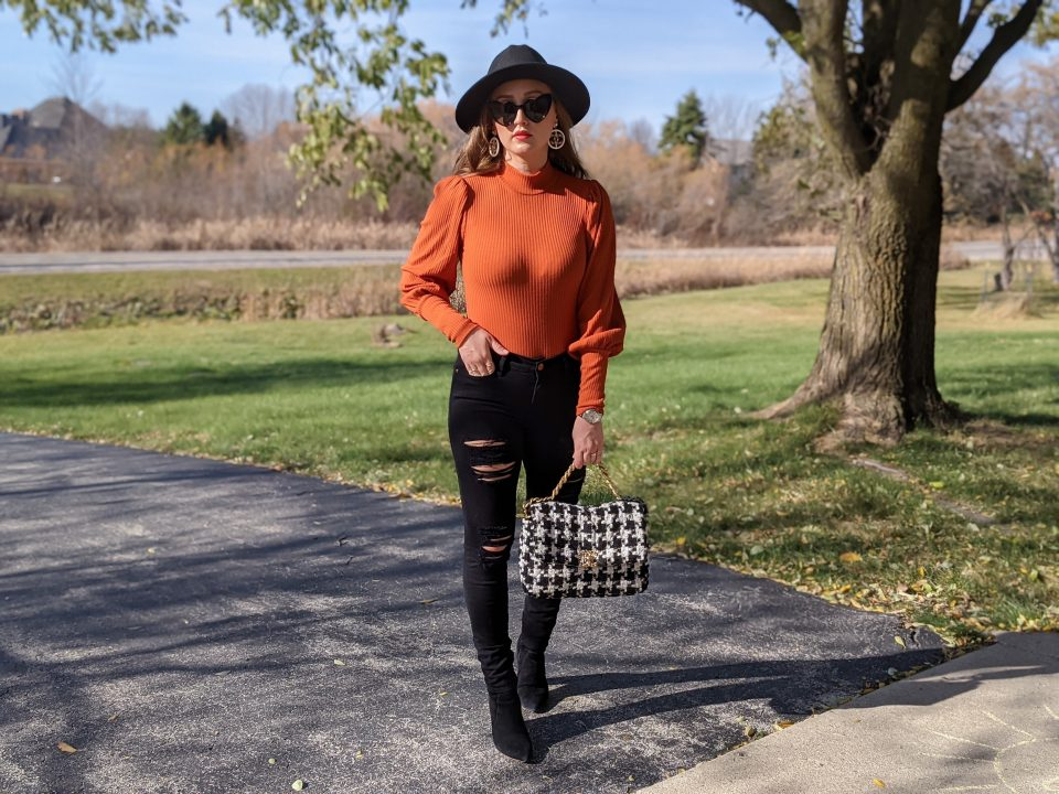 Fall Find Under $15: OOTD Inspo