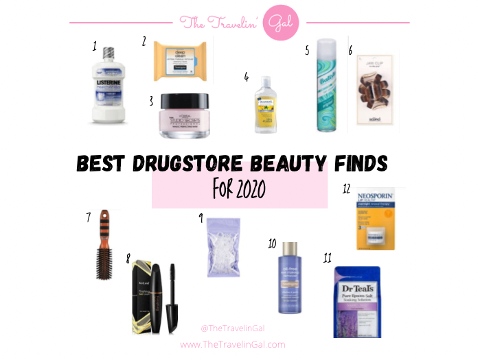 The Best Drugstore Beauty Finds for 2020