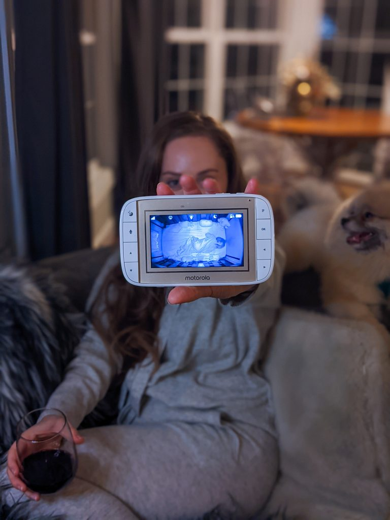 motorola halo+ baby monitor review