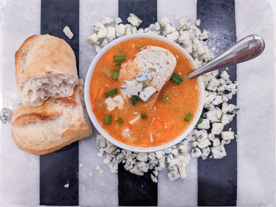 Buffalo Chicken Soup Recipe: The Most Delicious Soup