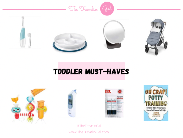 Toddler Must-Haves