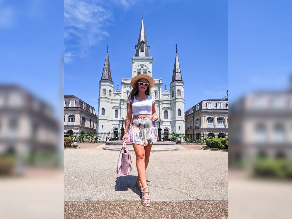 Zimmermann Dupe- Look for Less under $50- New Orleans Travel