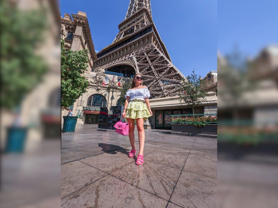 LoveShackFancy Dupe Skirt OOTD