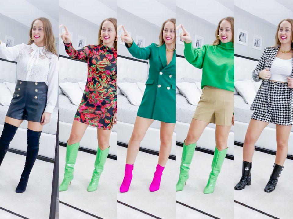 Zara Fall Haul Reel: 2021